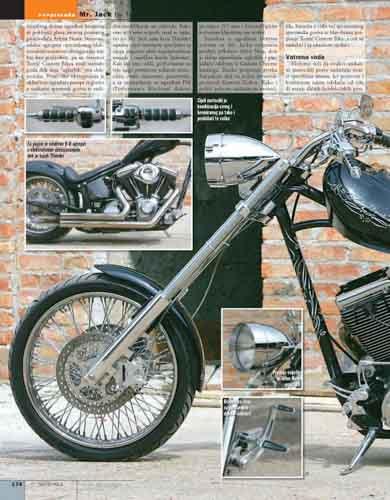 Tomic Custom Bike - Press